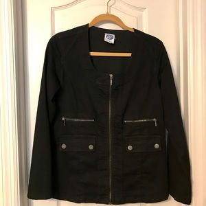 Diane Gilman Jacket, Black, S